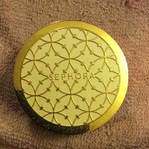 Sephora Pot of Gold shimmering bronzing powder